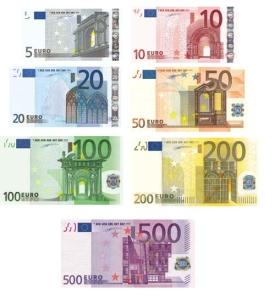 Euros large